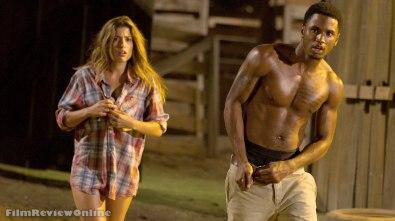 Texas Chainsaw - Tania Raymondei and Tremaine 'Trey Songz' Neverson